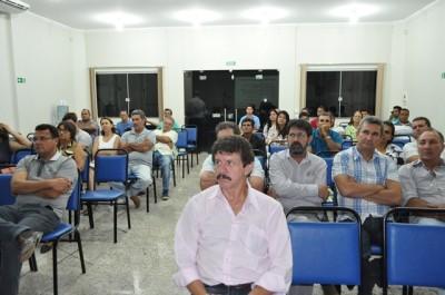 : A palestra do Consultor Cesar Viana teve repercussão positiva em Açailândia