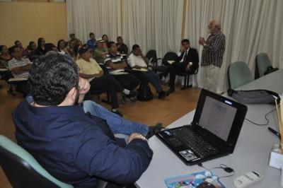 Equipe da Faema/Senar treina técnicos que atuam nas áreas rurais de São Luís.