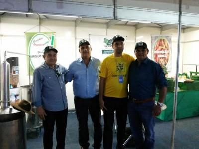 Produtores do sul do estado visitam estande do sistema Faema/Senar em Açailândia