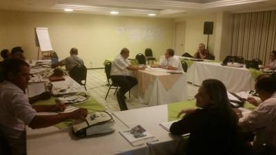 Instrutores do Senar e consultores do Sebrae participam em São Luís de capacitação do NCR.