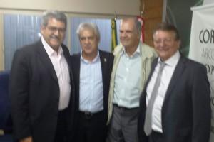Raimundo Coelho, da Faema, participa em Belém, (Pará), de reunião coordenada pelo CNA.