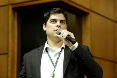 Mateus Tavares- coordenador técnico do projeto ABC Cerrado do Senar