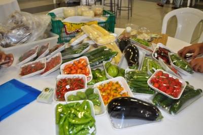 Produtos cultivados na zona rural de São Luís, foram apresentados no Multicenter Sebrae à empresários e parceiros.