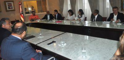 Raimundo Coelho participou com informações acerca de trechos considerados essenciais para o escoamento da produção agrícola do estado.