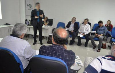 Reunião na Embrapa para criação de Aliança a favor da agricultura maranhense