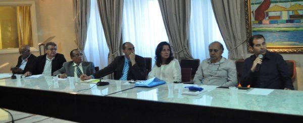 Epitácio Rocha, do Senar apresenta programa de Assistência Técnica e Gerencial, (ATeG), do Senar em reunião do CEMA.