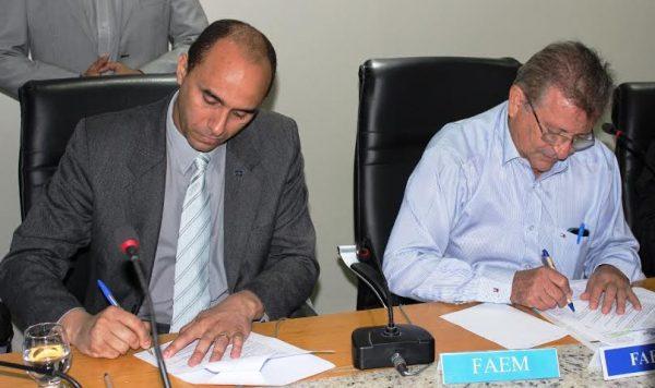 Dirigentes das duas instituições no Maranhão celebram parceria para 2016, com objetivo de tornar o homem do campo em empreendedor rural.
