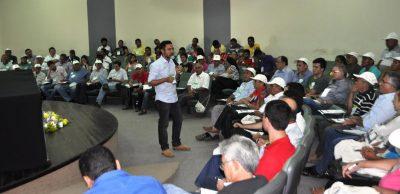 Professor Luciano Muniz discorre sobre Integração Lavoura-Pecuária-Floresta (ILPF).