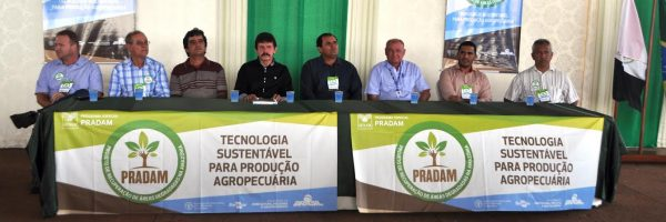 Abertura do seminário sobre o PRADAM em Açailândia