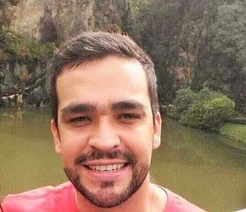 """""""A minha expectativa com o curso é a melhor possível"""", disse Leandro Figueredo."""