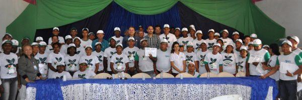 Produtores Rurais de diversos municípios são certificados pelo Senar e Sebrae em Zé Doca