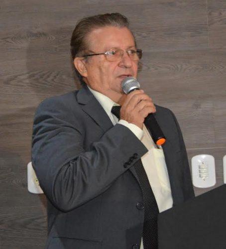 Raimundo Coelho da Faema ao abrir os trabalhos na sede do Sebrae-MA.