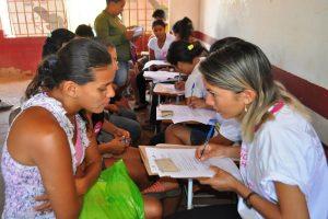 Mulheres rurais são atendidas nos programas de Promoção Social do Senar.