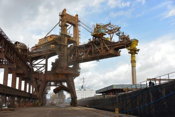 Porto do Itaqui, referência de exportação para o mundo.